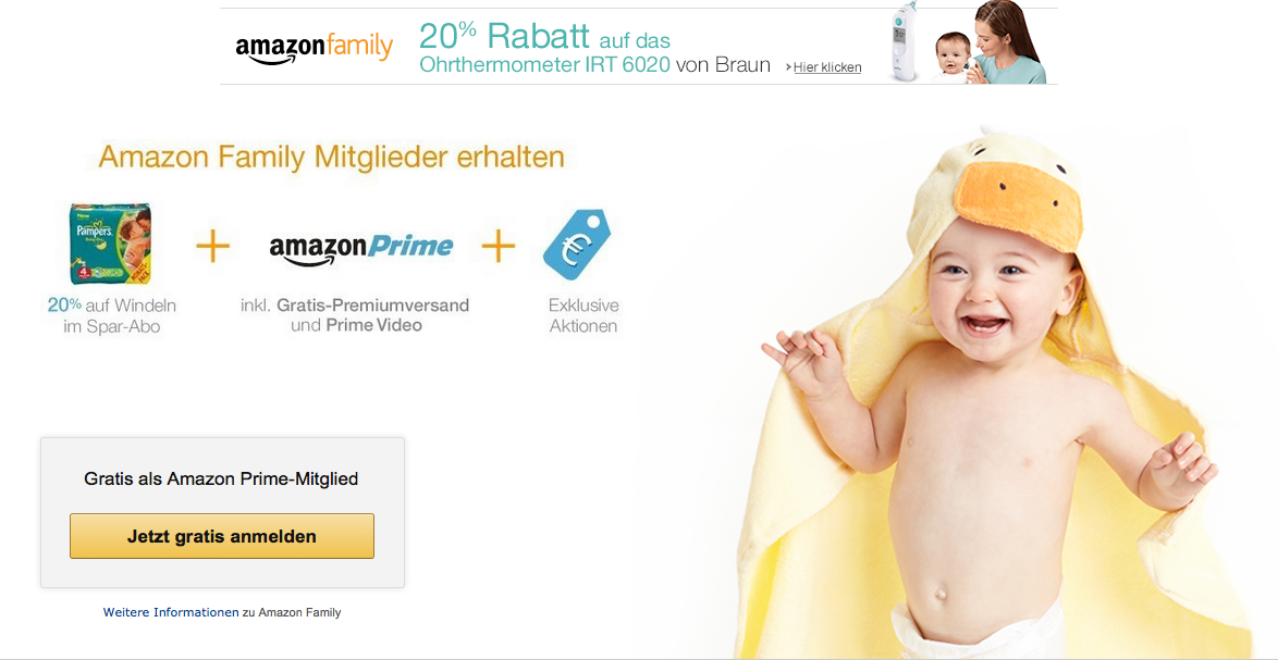 amazon morning express kosten