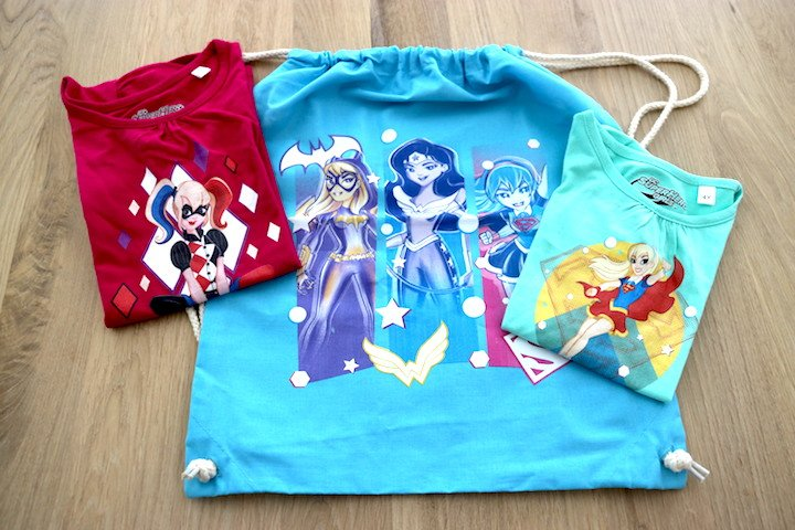DC SUPER HERO GIRLS von Warner Bros.