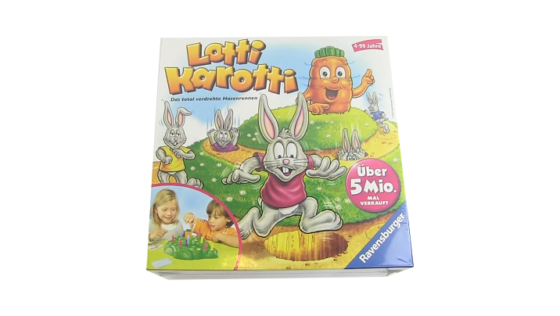 Lotti Karotti – der Spieleklassiker | Test & Review 2019/2020