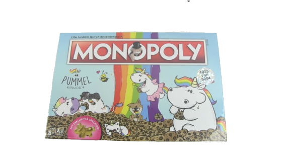 Monopoly Pummeleinhorn Edition von HASBRO | Test & Review 2019/2020
